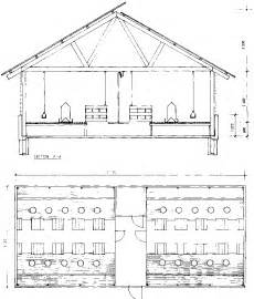 Slaughterhouse Floor Plan by Farm Structures Ch10 Animal Housing Slaughterslabs