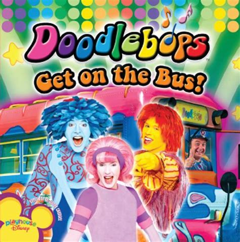 name of doodlebops get on the the doodlebops songs reviews credits