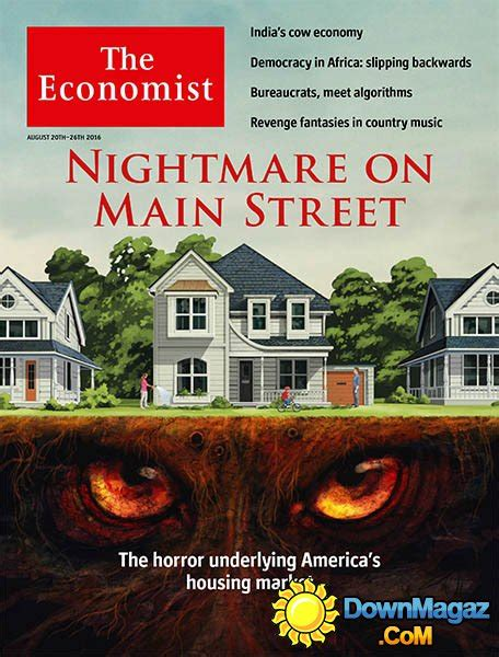 economist usa august