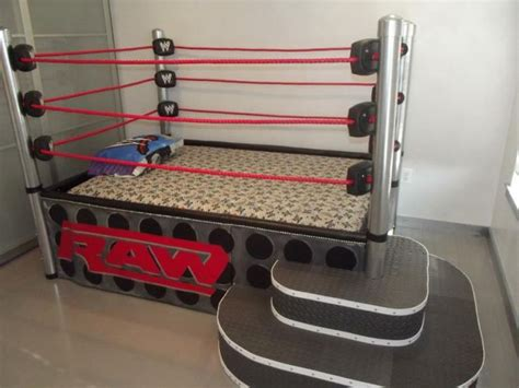 wrestling ring bed for sale a wrestling ring bed no one would sleep just play p