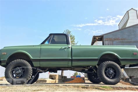 1972 gmc k20 lifted 4x4 2500 bed for sale chevrolet