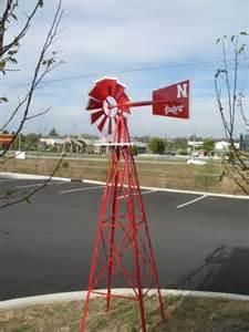 Backyard Windmills University Of Nebraska 8 Foot Garden Windmill Yard