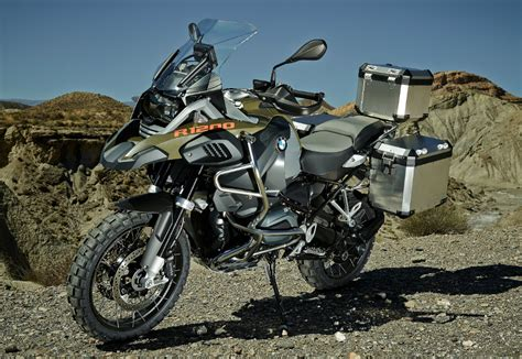 bmw r 1200 adventure motorcycle inspiring riders to give
