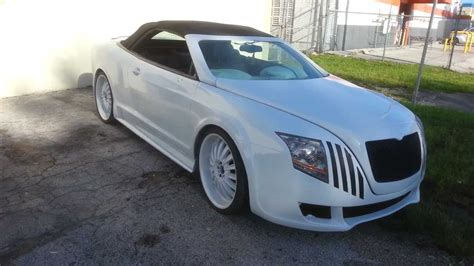 chrysler sebring bentley bentley replica kit car concept sebring youtube