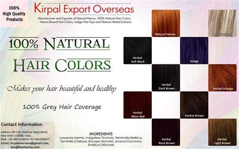 Harga Purbasari Hair Color Henna 100 rambut alami warna henna pewarna rambut id produk