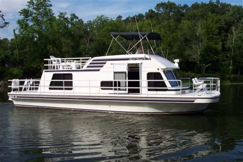 house boats for sale in ky 1996 gibson 37 sport grand rivers ky for sale 42045 iboats com houseboats pinterest