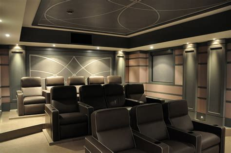 2013 cedia award winning custom home theatre