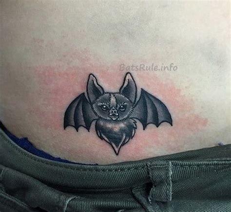 small bat tattoo 10 most unique bat designs goostyles page 3