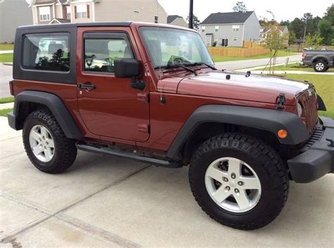 Jeep Jk Hardtop For Sale Jeep Wrangler X Hardtop For Sale Used Cars On Buysellsearch