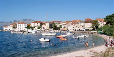 wohnungen kroatien wohnungen auf der insel brac immobilien kroatien