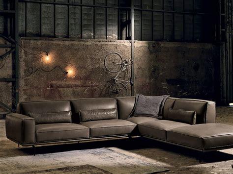 divano angolare divani e divani divano angolare e componibile in pelle idfdesign