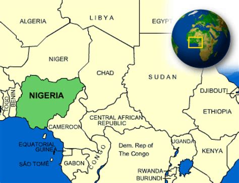 Nigérie Nigeria Facts Culture Recipes Language Government
