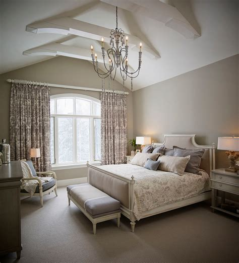 how to style my bedroom using taupe to create a stylish and romantic bedroom
