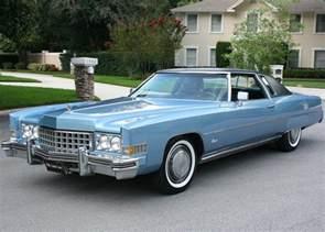Eldorado Cadillac For Sale 1973 Cadillac Eldorado For Sale