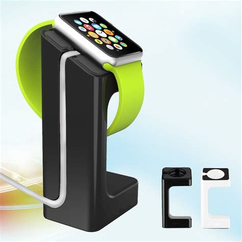 Best Quality Portable Charging Stand For Apple Hitam Bar portable charging dock stand mount holder for apple