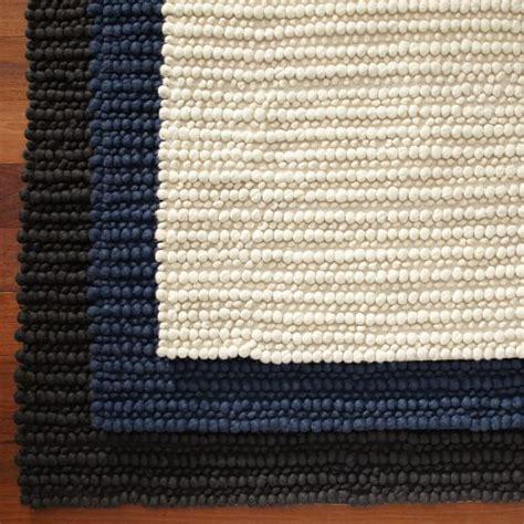 pbteen rug textured wool rug pbteen