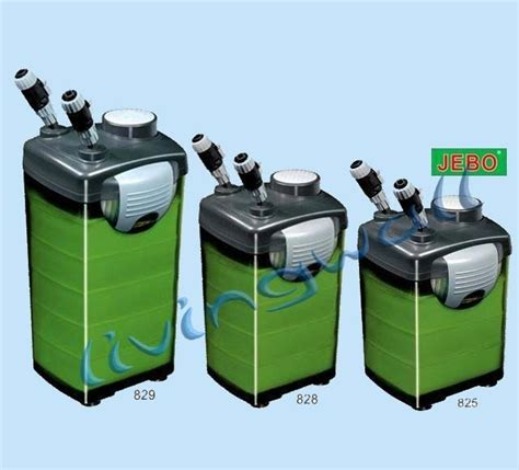 Jebo 828 External Filter by External Filter For Aquariums Jebo 800 Series