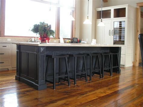 8 foot kitchen island with sink 50 best images about large kitchen island on pinterest
