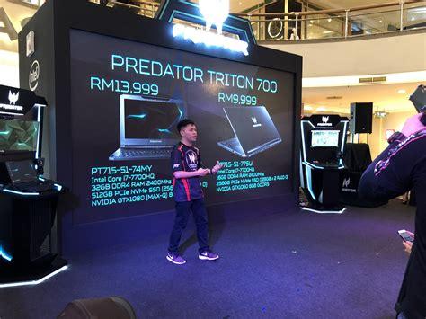 Harga Acer Predator Triton teknologi acer predator triton 700 kini hadir di pasaran