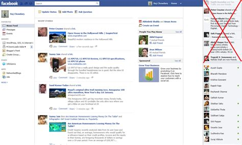 facebook photo layout trick how to remove facebook news ticker set up layout w3