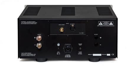 sa  es amplifier cary audio