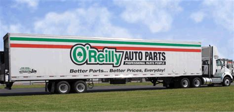 O Reilly Auto Parts Decals by Oreillys Auto Parts