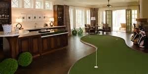 Tremendous indoor practice putting green decorating ideas