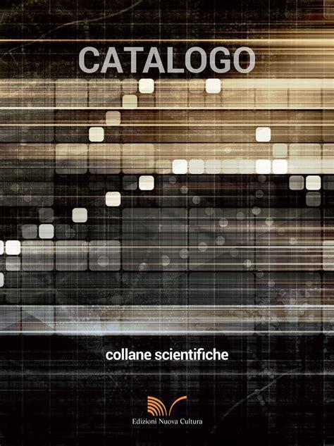 libreria nuova cultura catalogo collane scientifiche edizioni nuova cultura