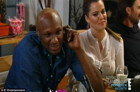 khloe kardashian candy bathtub video lamar odom finds sexy video of khloe kardashian on an