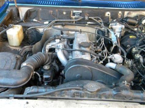 how to fix cars 1985 mitsubishi truck transmission control sell used 1985 dodge ram d50 diesel pickup truck mitsubishi w turbo in landrum south carolina