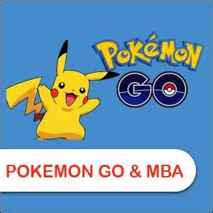 What Goes Into An Mba by The Secret Pok 233 Mon Go Mba Study