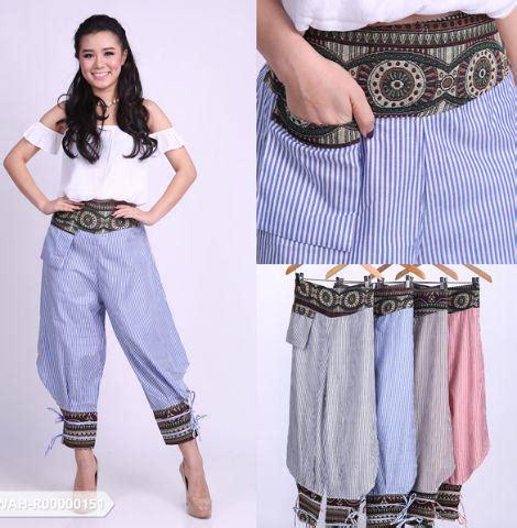 Celana Wanita Upgrade yuk stay update dengan 5 jenis celana panjang wanita berikut ini adzkia