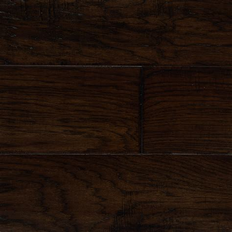 hickory dark brown artisan hardwood flooring
