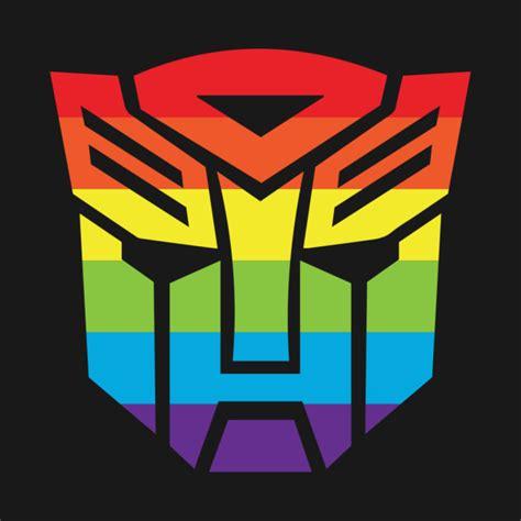Transformers Logo 1 T Shirt transformers pride logo transformers logo t shirt