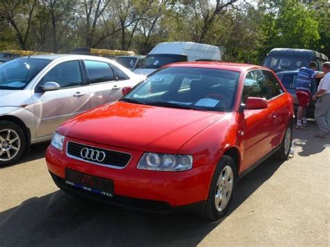 Audi A3 For Sale by 2002 Audi A3 For Sale
