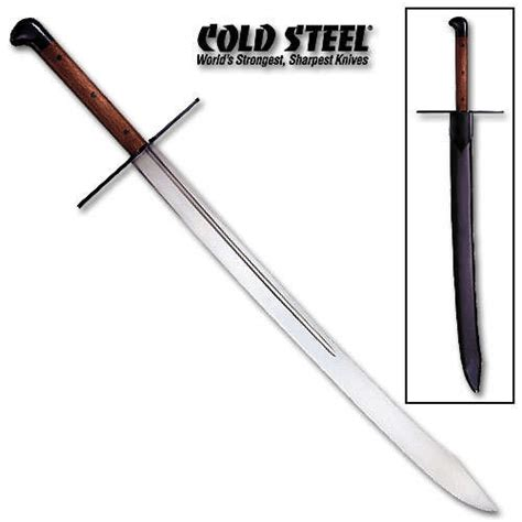 grosse messer sword cold steel battle ready grosse messer sword true swords