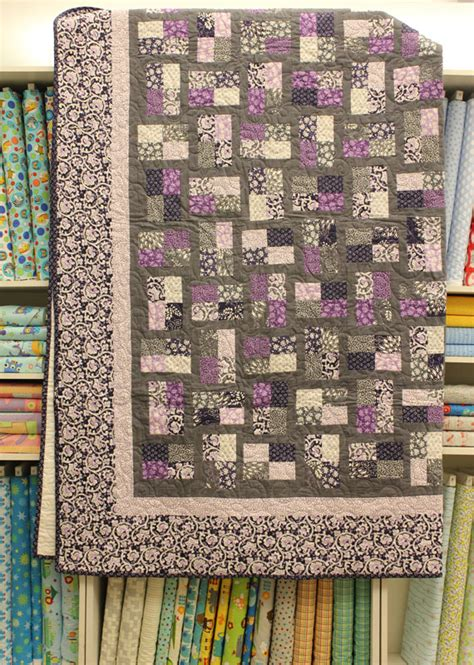 Missouri Quilt Company by Phoebe Quilt In A Day