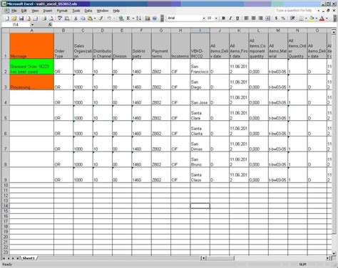 data spreadsheet exles1 data spreadsheet template