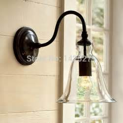 lovely Retro Kitchen Lighting Fixtures #1: Glass-wall-lamp-lamps-for-home-Modern-light-fixtures-Vintage-pendant-light-220V-Industrial-lamp-Kitchen.jpg