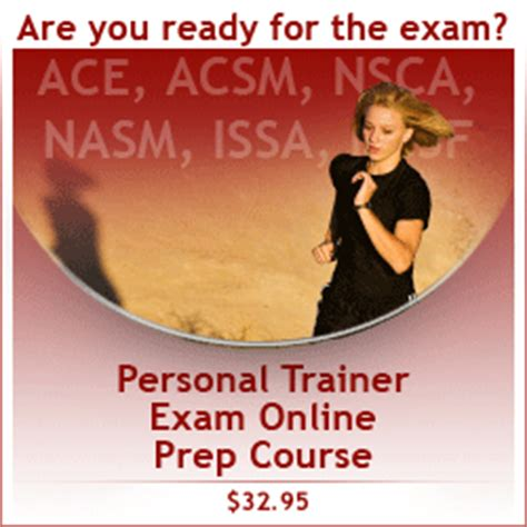ace personal trainer study guide 2018 prep and practice questions for the american council on exercise cpt books ace personal trainer certification test