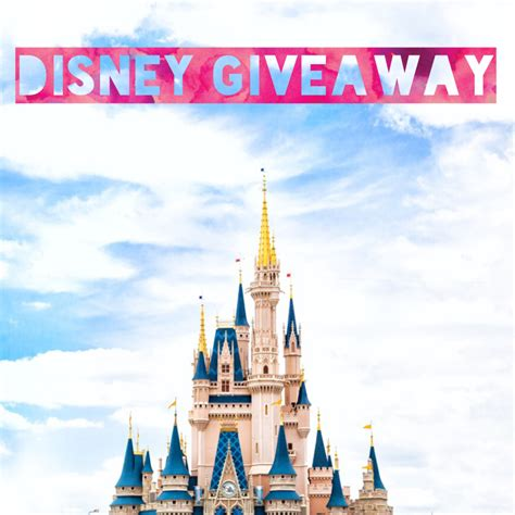 Walt Disney World Giveaway - 500 disney gift card giveaway a savings wow