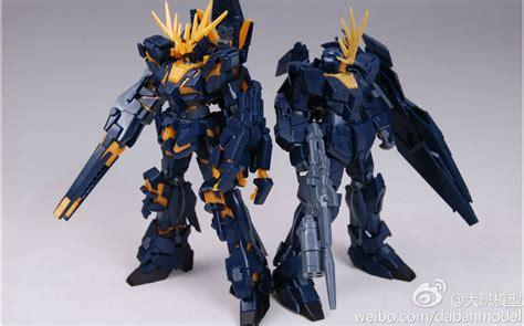 Gundam Hongli Mg Unicorn gundam unicorn gundam daban model tt hongli