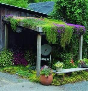roof garden plants green roof garden house exterior green fresh design pedia