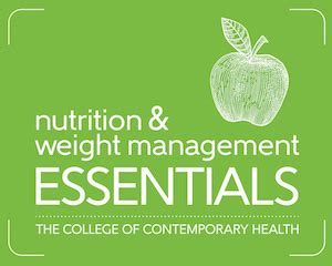 weight management course courses in weight management and obesity care
