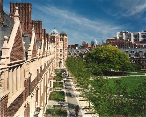 Of Pennsylvania Wharton School Mba Real Estate by Quadrangle Of Pennsylvania Facilities And