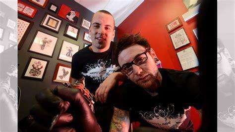 tattoo parlour bendigo photographer s choice jim aldersey bendigo advertiser