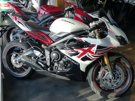 Motorrad Folierung Design by Folierung Triumph Motorr 228 Der