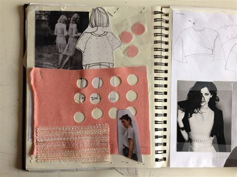 fashion design research methods fashion sketchbook fashion design process with research