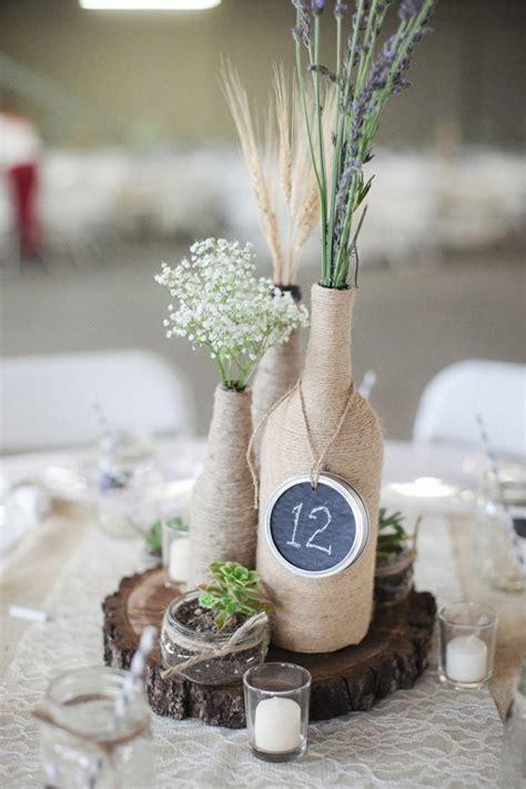 Tischdeko Hochzeit Ideen Vorschl Ge by Deko Flaschen 44 Vorschl 228 Ge Wie Sie Eine Untypische