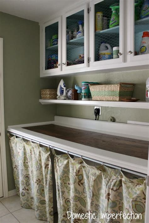 rubbermaid laundry hers tales from a sears house laundry room envy